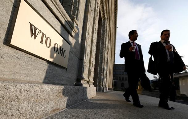 США и Россия обвиняют друг друга в нарушении правил ВТО