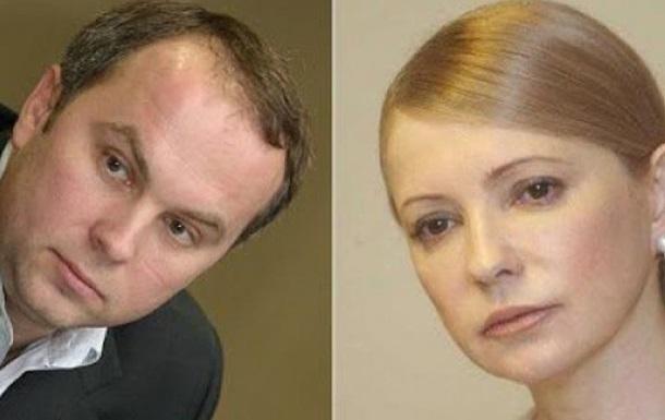 Шуфрич — двуликий фаворит Тимошенко