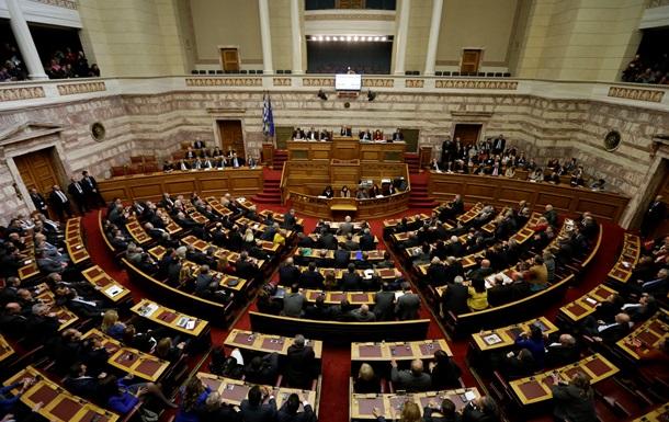 Парламент Греции не смог избрать президента страны