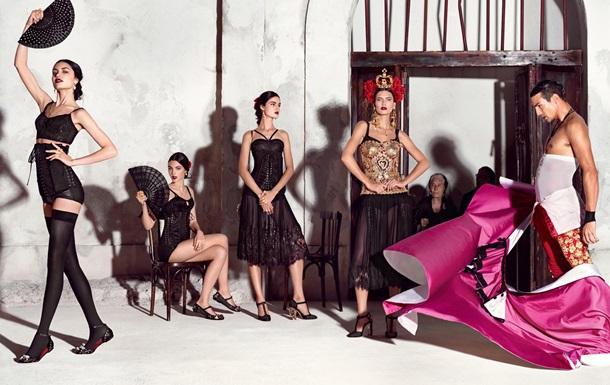 Страстная Испания: Dolce&Gabbana представил рекламу новой коллекции