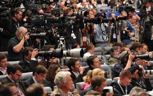 Доклад: Украина – одна из самых опасных стран для международных журналистов