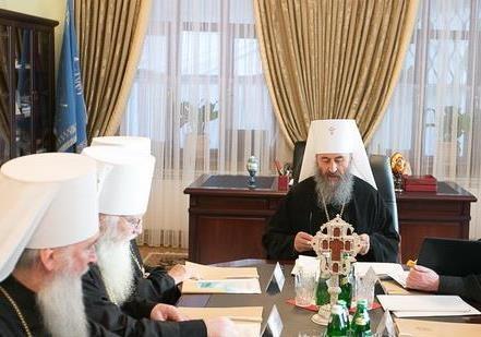 УПЦ обратилась к Президенту в связи с кризисной ситуацией в украинском обществе
