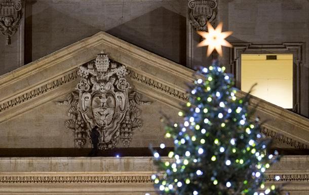 Католицьке Різдво: онлайн-трансляція богослужіння з Ватикану