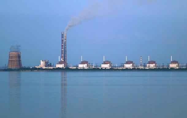 Запорожская ТЭС не зависит от угля из зоны АТО