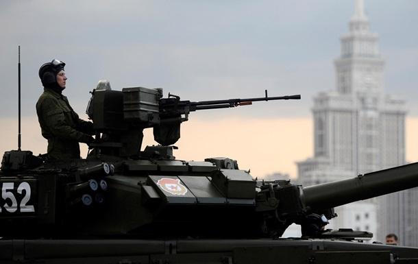 Російська армія витратить на переозброєння половину бюджету