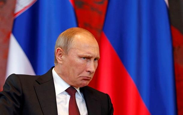 Путін зібрав Радбез поговорити про Україну
