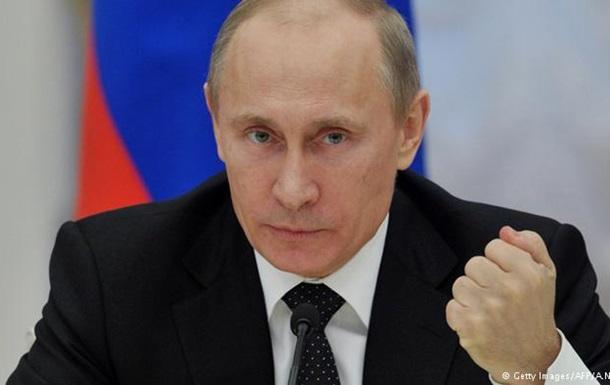 Bild: У НАТО не виключають повалення Путіна у 2015 році