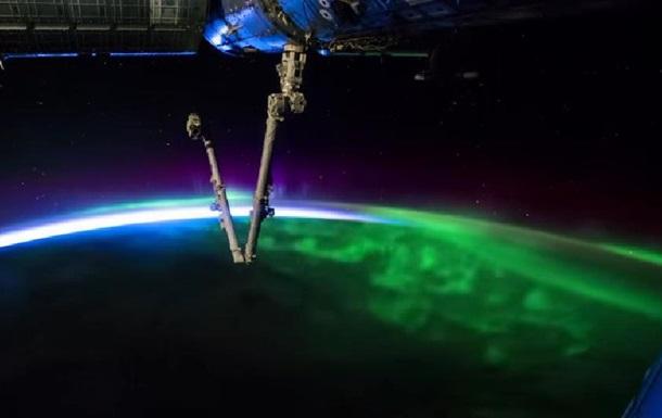 Астронавт виклав захоплюючі кадри Землі з борту МКС