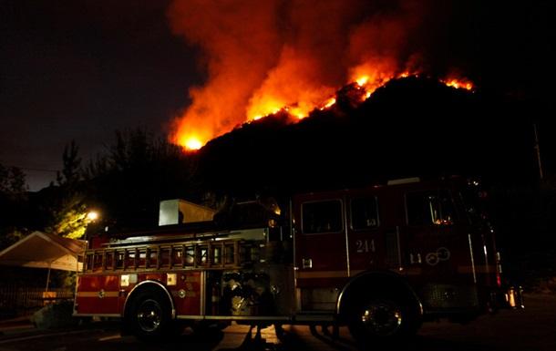 В США погибли пять человек при пожаре в доме престарелых