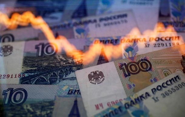 Курс долара в Росії злітав до тижневого максимуму