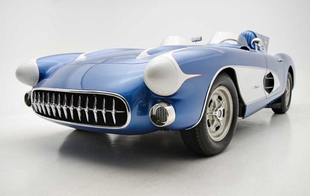 У США рідкісний Corvette виставлений на аукціон за $7 млн