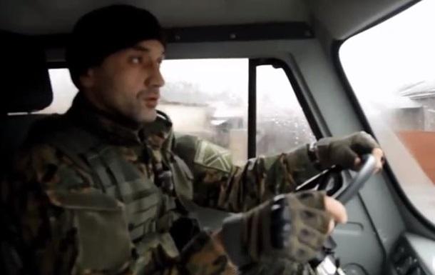 Сепаратист розповів про проблеми з озброєнням