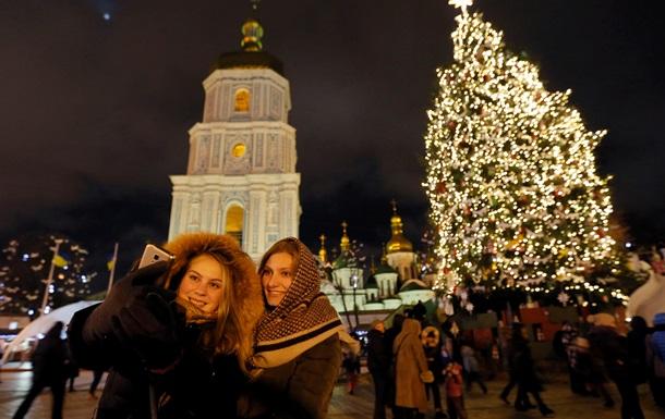 Обзор зарубежных СМИ: 2015-й будет годом Украины и хоккейные мечты Путина