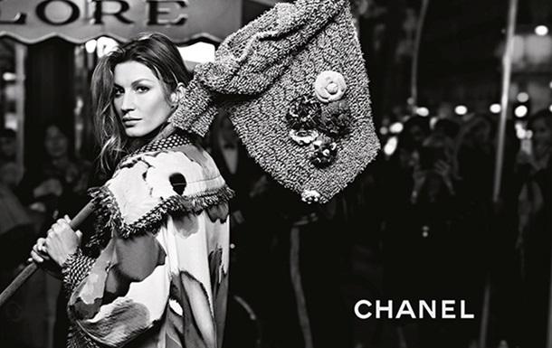 Лицом Chanel стала самая дорогая модель в мире