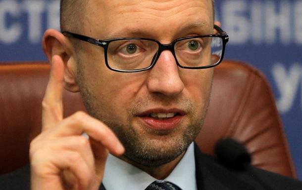 Про реформы, Крым и Фирташа. Главные тезисы пресс-конференции Яценюка