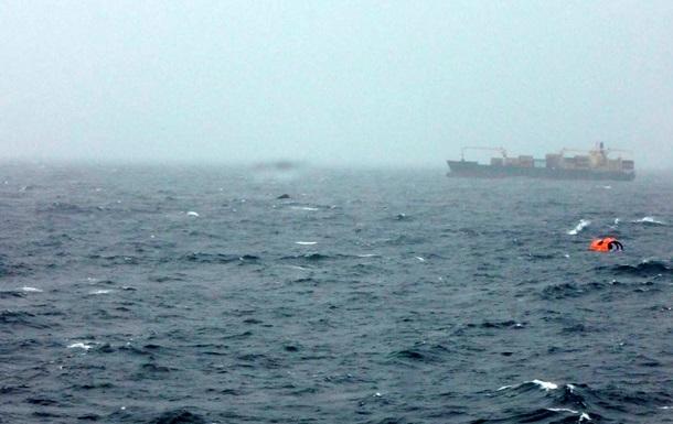В Іонічному морі молдавське судно подало сигнал SOS