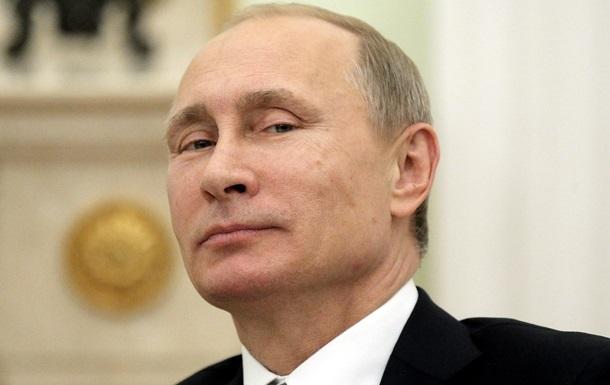 Путін не згадав Порошенка в новорічному привітанні лідерам країн