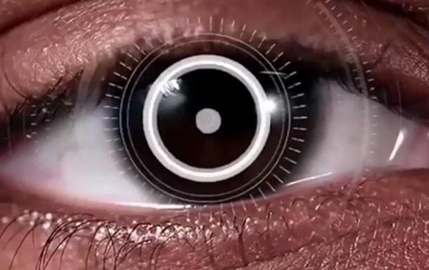 Представлен первый в мире смартфон с распознаванием радужки глаз