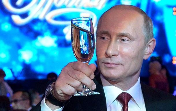 Новогоднее обращение Путина: Крым вернулся домой