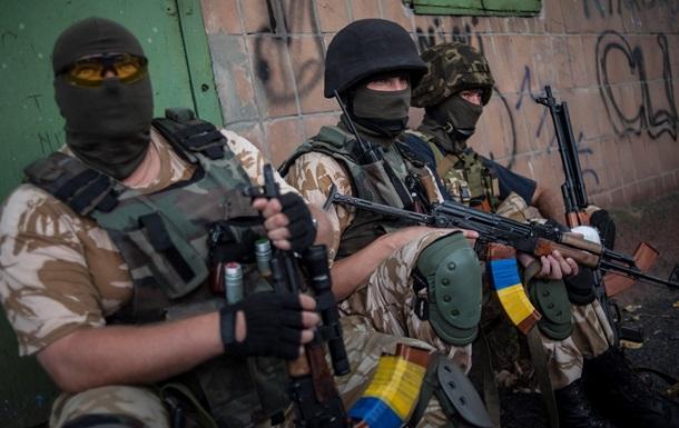Первый день года прошел для украинской армии без потерь