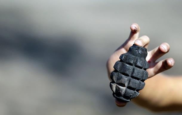 Мужчина взорвал гранату в магазине в Запорожской области