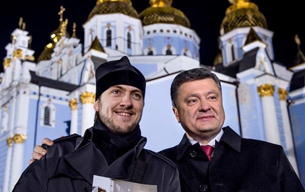 В Украине извещать о Новом годе будет колокол Михайловского собора