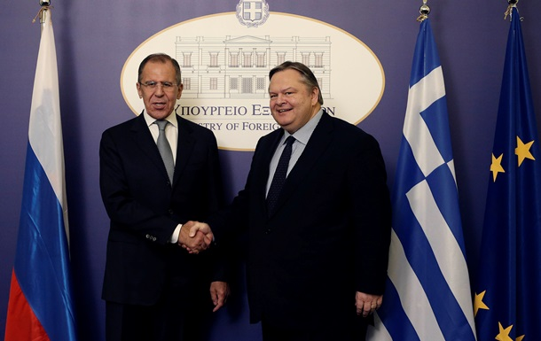 МЗС Греції: Українська криза створює проблеми у відносинах Афін і Москви