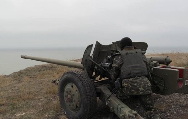Обстрелы в Донбассе усилились. Карта АТО за 5 января