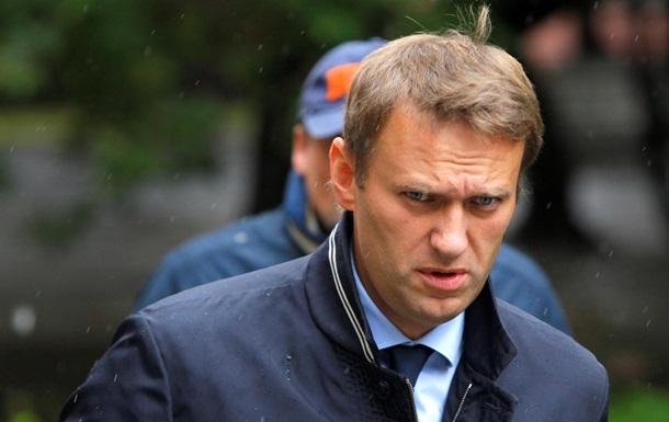 Навальний відмовився дотримуватися режиму домашнього арешту