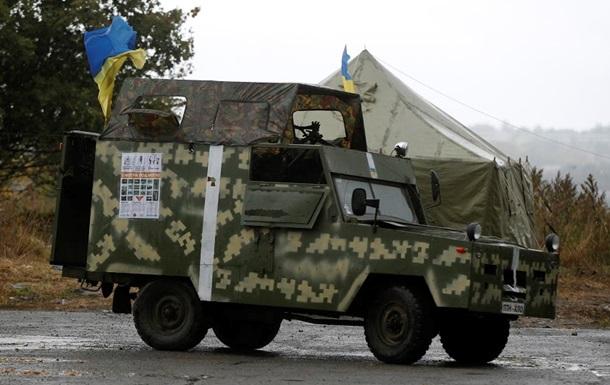 ДТП в зоне АТО: погибли несколько военных - СМИ