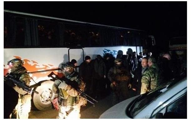 Сепаратисти і силовики планують обмінятися полоненими до кінця тижня