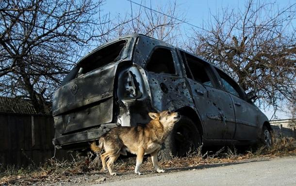 В ДТП с военными в зоне АТО погибли 12 человек