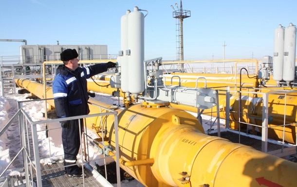 Украина за год снизила импорт газа из России почти в два раза
