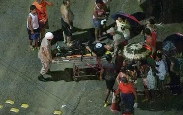 Під час зіткнення потягів у Бразилії постраждали 140 осіб