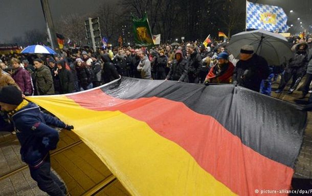 Антиісламський рух Pegida став об єктом уваги науковців Німеччини