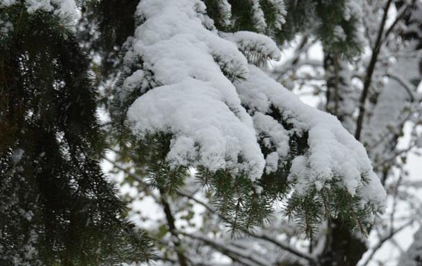 У Криму на Різдво очікуються аномальні морози