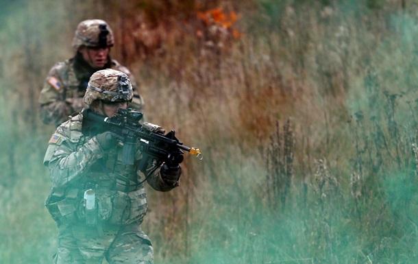 В Болгарии начались военные учения с американскими пехотинцами