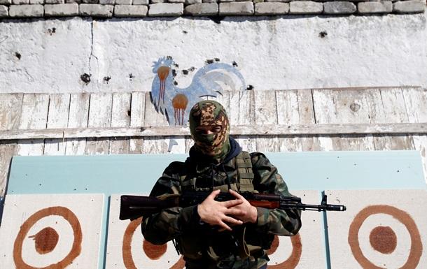 За сутки в зоне АТО погибли трое украинских военных