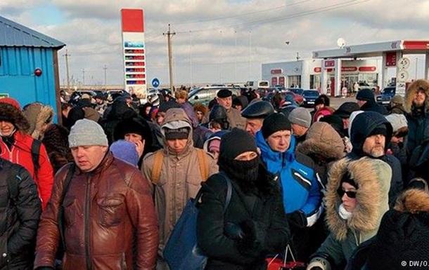 DW: Пішки до Криму. Відвідини родичів як випробування