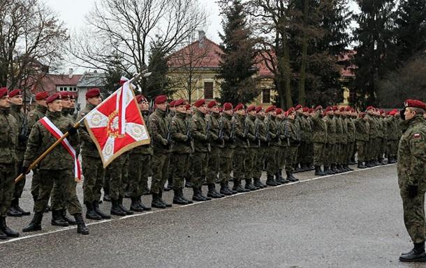 Польща збільшує оборонні витрати