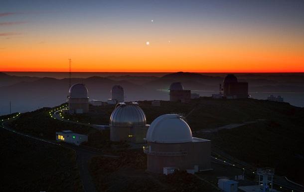 Порожнеча  в нічному небі: Виявлена колиска зірок