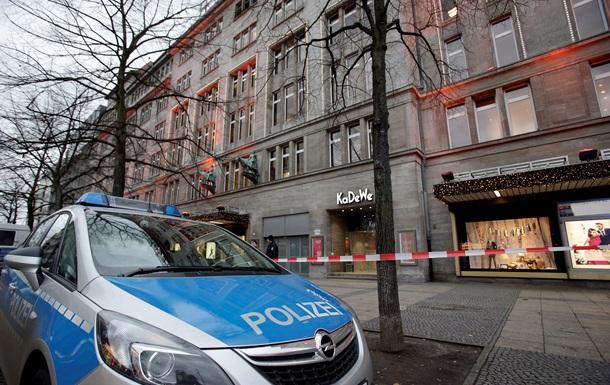 Неизвестные в масках напали на полицейский участок в немецком Лейпциге