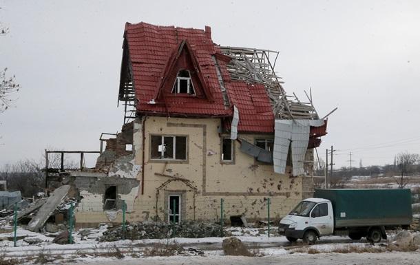 В Луганской области на Рождество из Градов обстреляли поселки