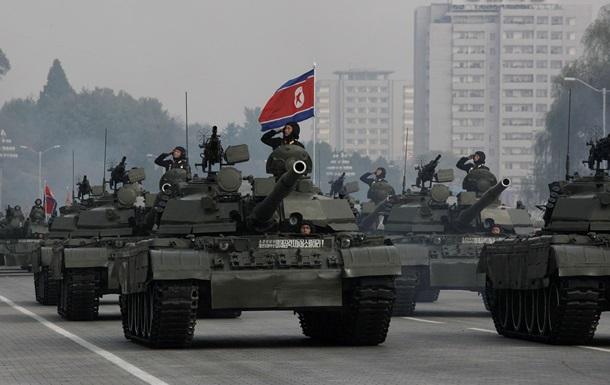 КНДР планує цього року захопити Південну Корею - ЗМІ