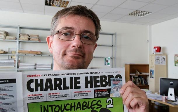 Журналісти Charlie Hebdo, що вижили, анонсували новий номер журналу