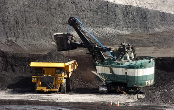 Україна планує закупити в січні у РФ півмільйона тонн вугілля