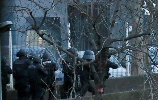 Опубликовано видео штурма кошерного магазина в Париже