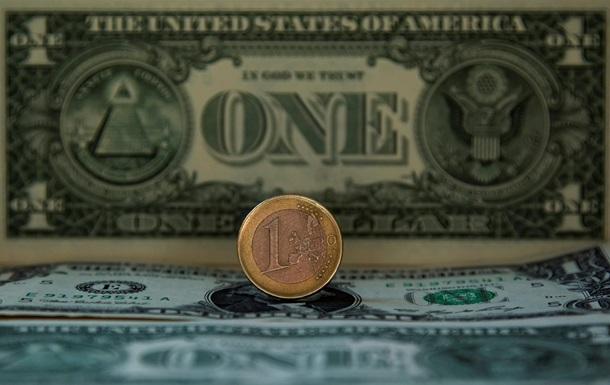 Євро може коштувати менше долара в 2018 році - ЗМІ