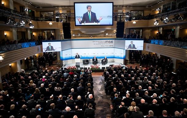Ситуацію в Україні обговорять на конференції з безпеки в Мюнхені