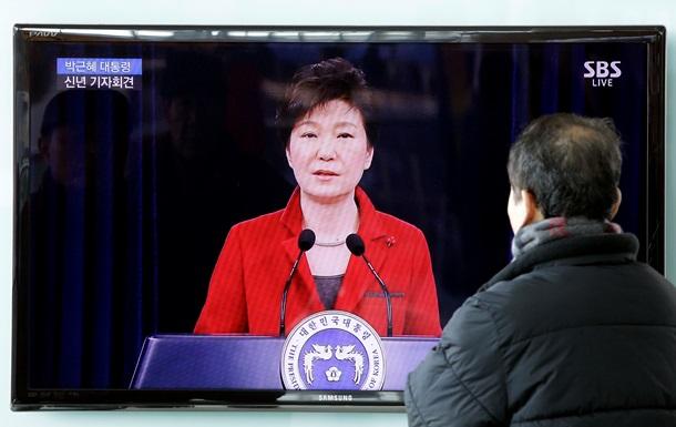 Президент Південної Кореї готова зустрітися з лідером КНДР